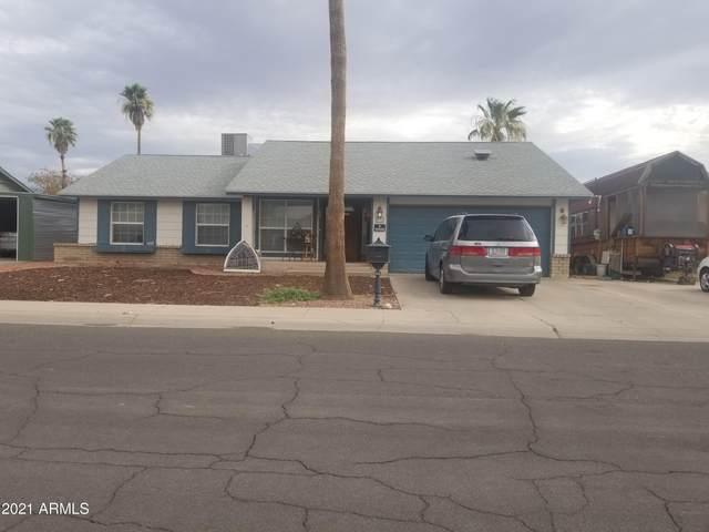 532 E Jahns Place, Casa Grande, AZ 85122 (MLS #6254653) :: Arizona 1 Real Estate Team