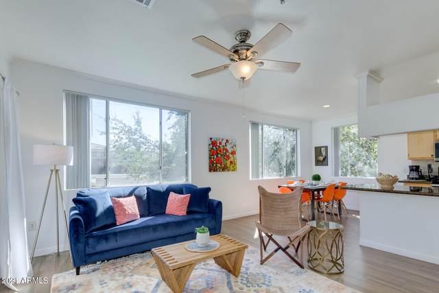 5345 E Van Buren Street #241, Phoenix, AZ 85008 (MLS #6254661) :: Midland Real Estate Alliance