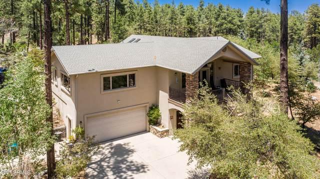 356 S Brady Road, Prescott, AZ 86305 (MLS #6254672) :: Power Realty Group Model Home Center