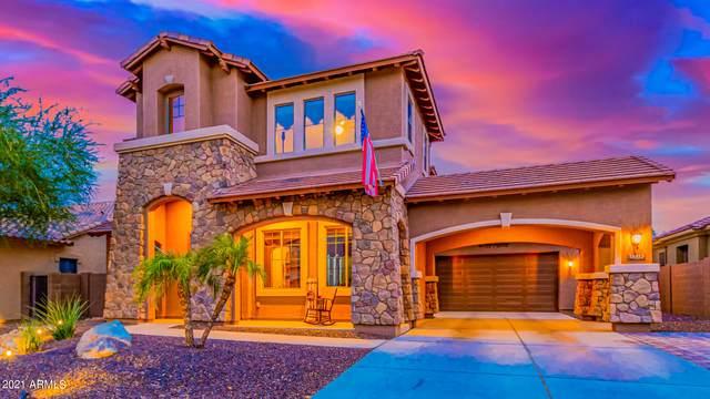 18353 W Cinnabar Avenue, Waddell, AZ 85355 (MLS #6254689) :: Synergy Real Estate Partners