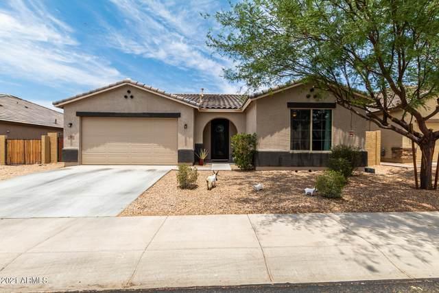 4110 W Desert Lane, Laveen, AZ 85339 (MLS #6254703) :: Yost Realty Group at RE/MAX Casa Grande