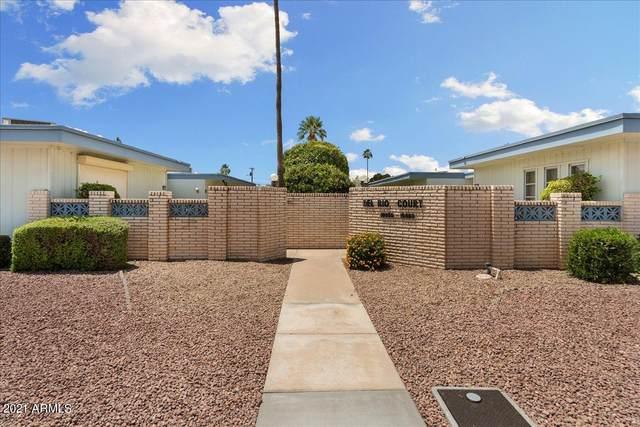 10863 W Coggins Drive, Sun City, AZ 85351 (MLS #6254721) :: Yost Realty Group at RE/MAX Casa Grande