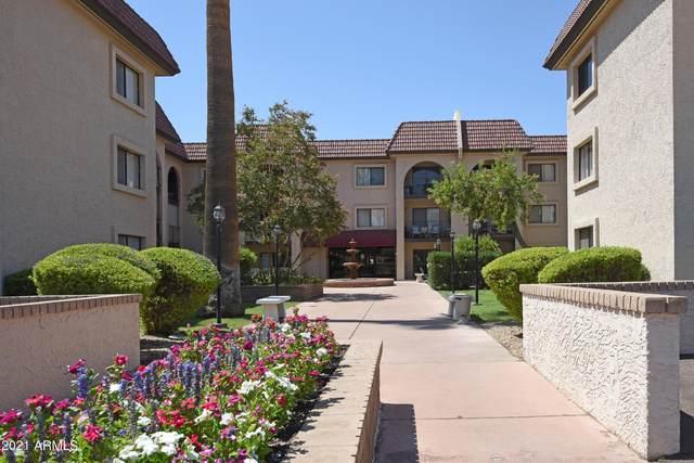 3033 E Devonshire Avenue #1016, Phoenix, AZ 85016 (MLS #6254723) :: Scott Gaertner Group
