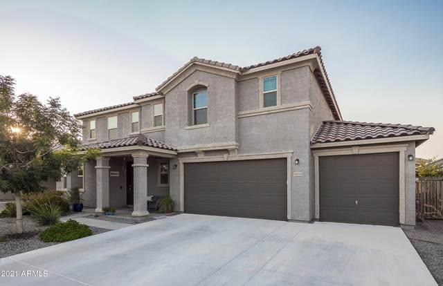 40548 W Art Place, Maricopa, AZ 85138 (MLS #6254728) :: Dijkstra & Co.