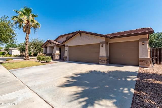 4679 E Ironhorse Road, Gilbert, AZ 85297 (MLS #6254729) :: Jonny West Real Estate