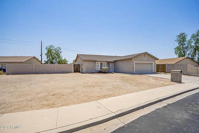 729 N 99TH Street, Mesa, AZ 85207 (MLS #6254734) :: Yost Realty Group at RE/MAX Casa Grande