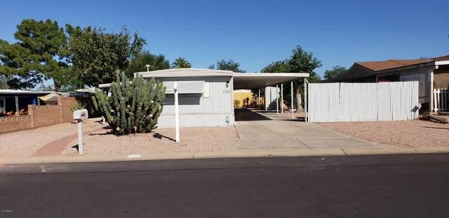 7726 E Garnet Avenue, Mesa, AZ 85209 (MLS #6254749) :: Yost Realty Group at RE/MAX Casa Grande
