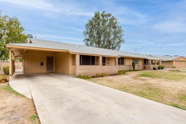 13851 N Tumblebrook Way, Sun City, AZ 85351 (MLS #6254755) :: Walters Realty Group