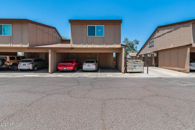 12445 N 21ST Avenue #4, Phoenix, AZ 85029 (MLS #6254756) :: Yost Realty Group at RE/MAX Casa Grande