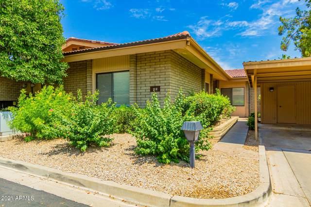 4525 N 66TH Street #22, Scottsdale, AZ 85251 (MLS #6254767) :: Long Realty West Valley