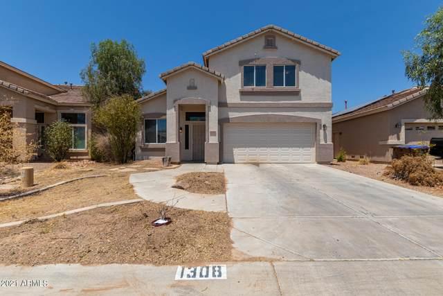 1308 S Navajo Lane, Coolidge, AZ 85128 (MLS #6254772) :: Conway Real Estate
