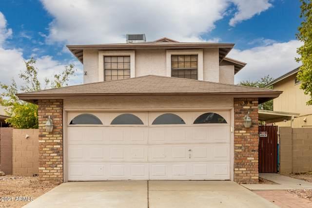 3714 W Wagoner Road, Glendale, AZ 85308 (MLS #6254775) :: Conway Real Estate