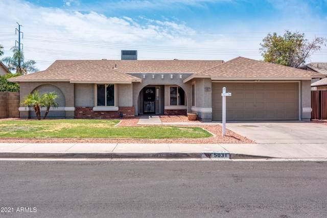 5031 E Dover Street, Mesa, AZ 85205 (MLS #6254779) :: Conway Real Estate