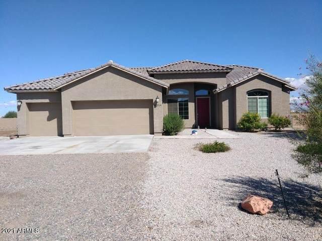 22314 W White Feather Lane, Wittmann, AZ 85361 (MLS #6254812) :: Zolin Group