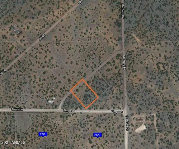 0 Stardust Drive, Show Low, AZ 85902 (MLS #6254815) :: The Copa Team | The Maricopa Real Estate Company