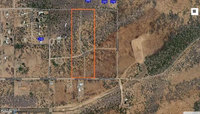 TBDC E Camino De Mesa, Huachuca City, AZ 85616 (MLS #6254832) :: Executive Realty Advisors