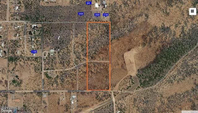 TBDd E Camino De Mesa, Huachuca City, AZ 85616 (MLS #6254842) :: Executive Realty Advisors