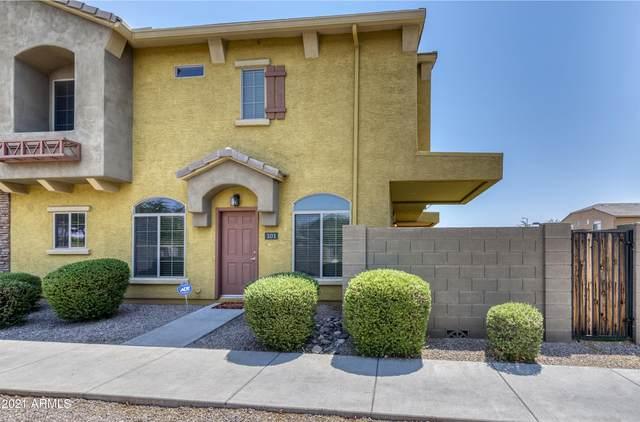 17150 N 23RD Street #101, Phoenix, AZ 85022 (MLS #6254844) :: Power Realty Group Model Home Center