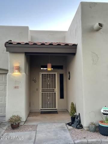 440 S Val Vista Drive #40, Mesa, AZ 85204 (MLS #6254850) :: Jonny West Real Estate