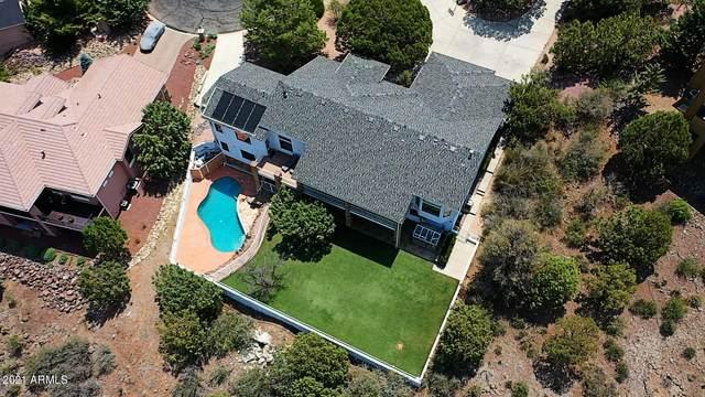 848 Flying U Court #6, Prescott, AZ 86301 (MLS #6254852) :: Power Realty Group Model Home Center