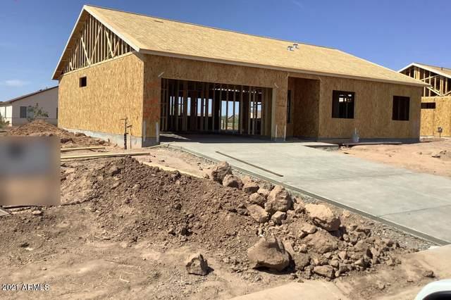 12601 W Carousel Drive, Arizona City, AZ 85123 (MLS #6254873) :: Yost Realty Group at RE/MAX Casa Grande