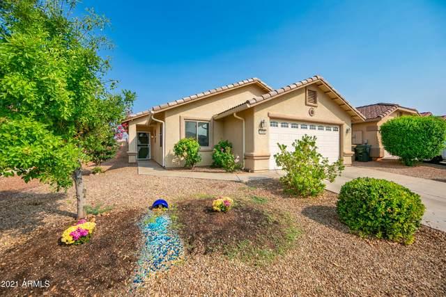 4558 Redwood Street, Sierra Vista, AZ 85650 (MLS #6254900) :: Yost Realty Group at RE/MAX Casa Grande