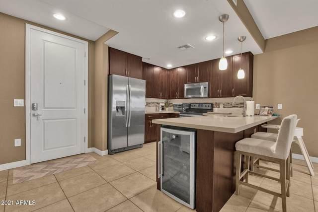 5450 E Deer Valley Drive #1169, Phoenix, AZ 85054 (MLS #6254903) :: Long Realty West Valley
