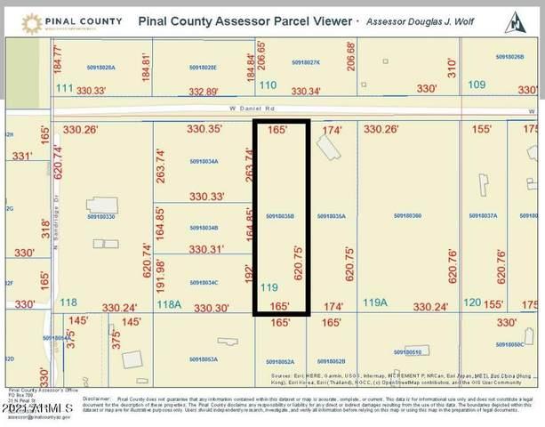 0 W Daniel Road, Queen Creek, AZ 85142 (MLS #6254904) :: Yost Realty Group at RE/MAX Casa Grande