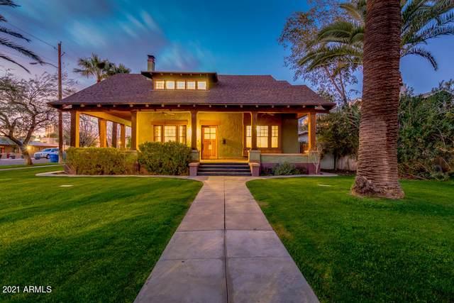 506 E Portland Street, Phoenix, AZ 85004 (MLS #6254905) :: Yost Realty Group at RE/MAX Casa Grande