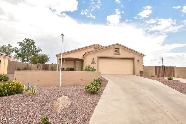 16013 S Coral Road, Arizona City, AZ 85123 (MLS #6254909) :: Yost Realty Group at RE/MAX Casa Grande