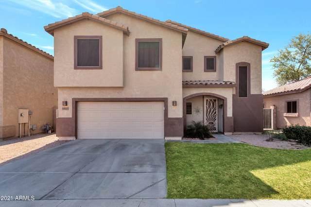 6432 S Nash Way, Chandler, AZ 85249 (MLS #6254911) :: Yost Realty Group at RE/MAX Casa Grande