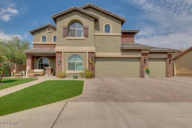 5108 S Emery, Mesa, AZ 85212 (MLS #6254920) :: Power Realty Group Model Home Center