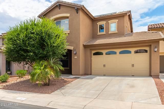 15290 N 145TH Lane, Surprise, AZ 85379 (MLS #6254925) :: Yost Realty Group at RE/MAX Casa Grande