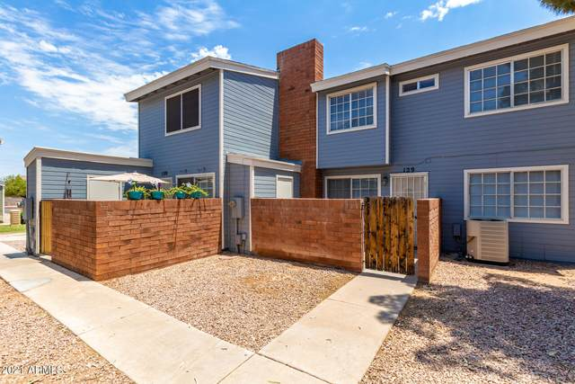 2301 E University Drive #129, Mesa, AZ 85213 (MLS #6254929) :: Yost Realty Group at RE/MAX Casa Grande