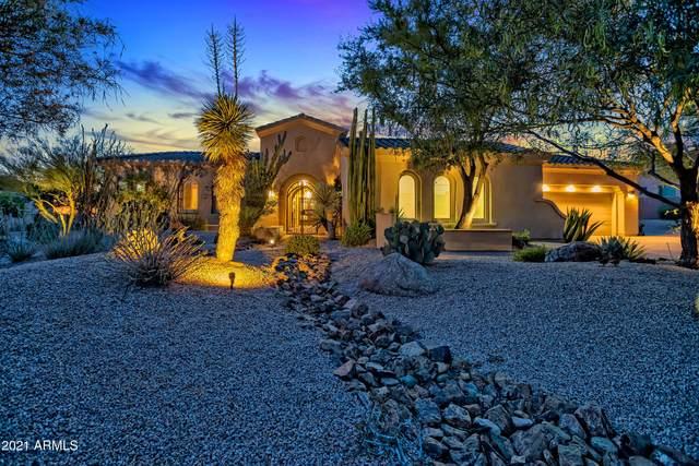 10300 E Winter Sun Drive, Scottsdale, AZ 85262 (MLS #6254933) :: Lucido Agency