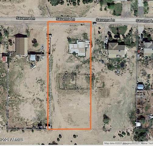 5453 E Savanna Lane, Coolidge, AZ 85128 (MLS #6254948) :: The Dobbins Team