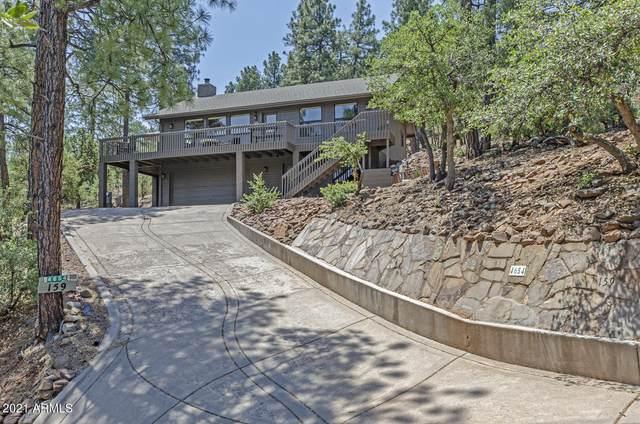 4654 N Portal Drive, Pine, AZ 85544 (MLS #6254955) :: Balboa Realty