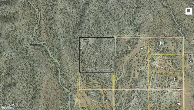 300 XXX Hwy 97, Bagdad, AZ 86321 (MLS #6254980) :: Power Realty Group Model Home Center
