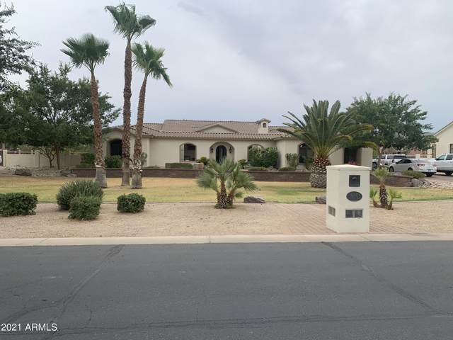 19151 E Vallejo Street, Queen Creek, AZ 85142 (MLS #6254988) :: Yost Realty Group at RE/MAX Casa Grande