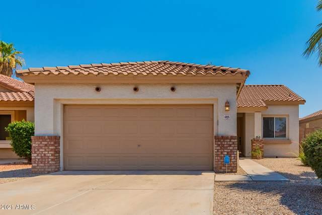 6925 W Harrison Street, Chandler, AZ 85226 (MLS #6255004) :: Howe Realty