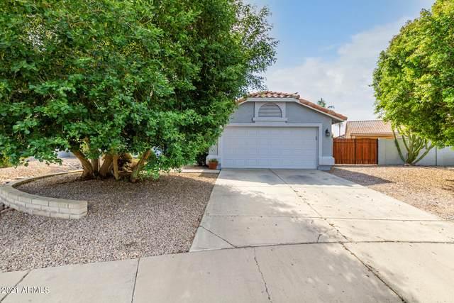 2231 S Longwood, Mesa, AZ 85209 (MLS #6255006) :: Power Realty Group Model Home Center