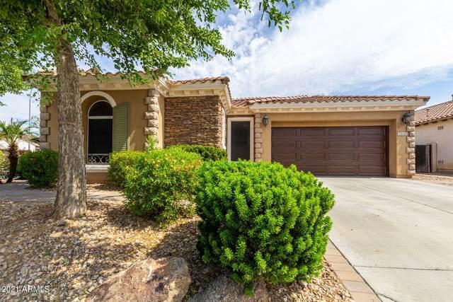 2410 E Honeysuckle Place, Chandler, AZ 85286 (MLS #6255010) :: Yost Realty Group at RE/MAX Casa Grande
