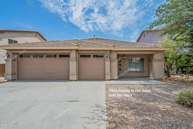 44238 W Sedona Trail, Maricopa, AZ 85139 (MLS #6255021) :: Yost Realty Group at RE/MAX Casa Grande