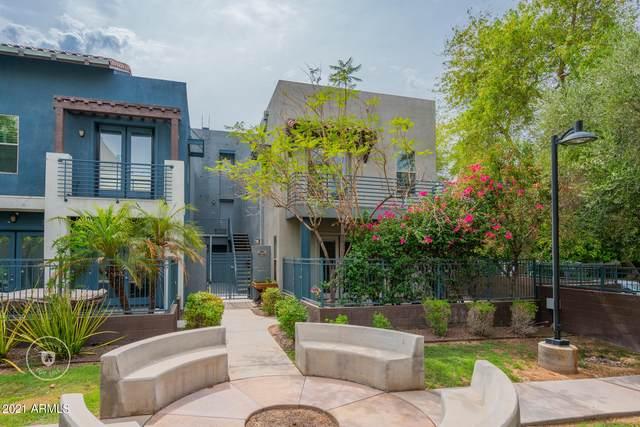 615 E Portland Street #105, Phoenix, AZ 85004 (MLS #6255029) :: Conway Real Estate