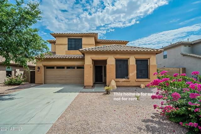 594 W Jersey Way, San Tan Valley, AZ 85143 (MLS #6255031) :: Yost Realty Group at RE/MAX Casa Grande