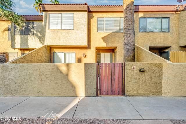 2121 S Pennington #47, Mesa, AZ 85202 (MLS #6255036) :: Yost Realty Group at RE/MAX Casa Grande