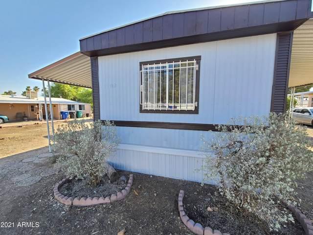 1102 S 76 Th Way, Mesa, AZ 85208 (MLS #6255052) :: Yost Realty Group at RE/MAX Casa Grande