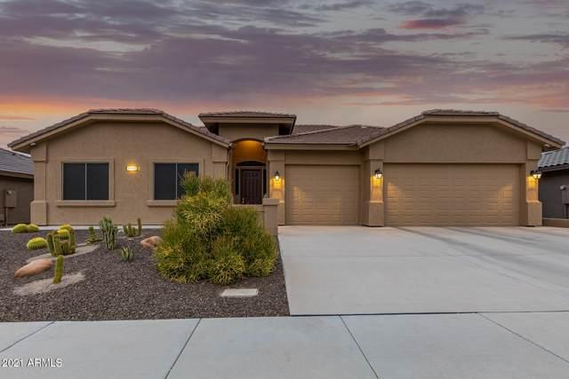 11440 E Olla Avenue, Mesa, AZ 85212 (MLS #6255054) :: Power Realty Group Model Home Center