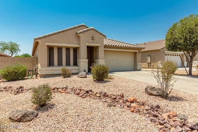 34736 N Barka Trail, San Tan Valley, AZ 85143 (MLS #6255056) :: Yost Realty Group at RE/MAX Casa Grande