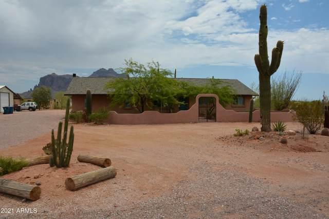 2055 N Cortez Road, Apache Junction, AZ 85119 (MLS #6255057) :: Synergy Real Estate Partners